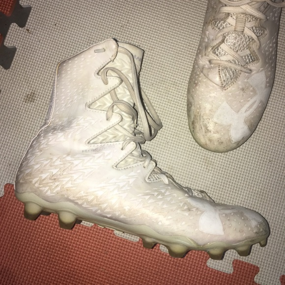 Under Armour Other - Under Armour high rise cleats